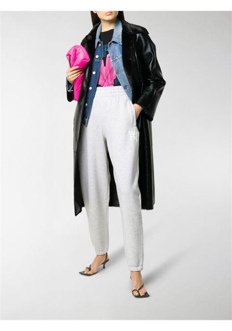 Pantaloni sportivi foundation terry grigio - donna ALEXANDER WANG | 4CC1204061050