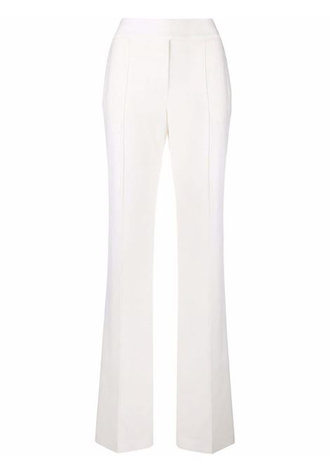 Pantaloni sartoriali in bianco - donna ALEXANDRE VAUTHIER | 214PA1251OFFWHT