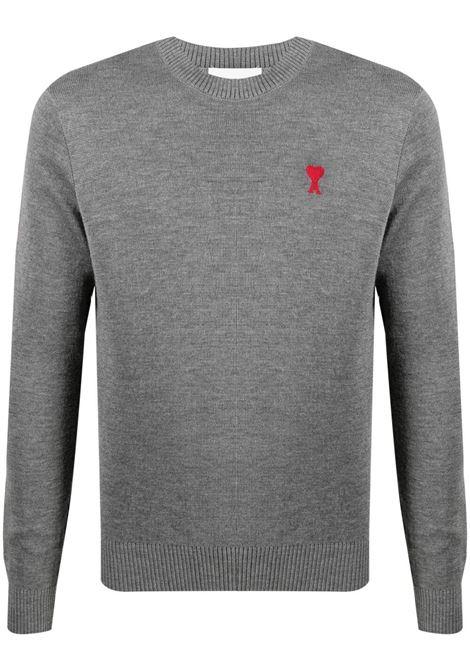 Ami de coeur jumper men AMI PARIS | Sweaters | A21HK001001055