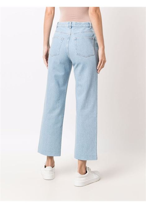 Jeans new sailor in blu - Donna A.P.C.   COEQZF09131IAB