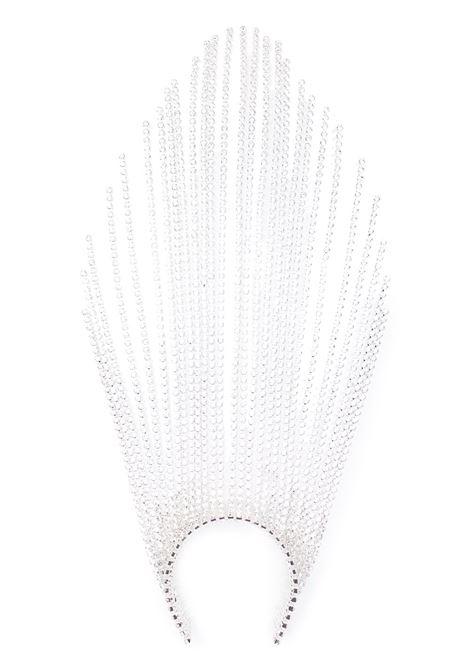 Cerchietto con design argento- donna AREA | 2103A10SLVRCLR