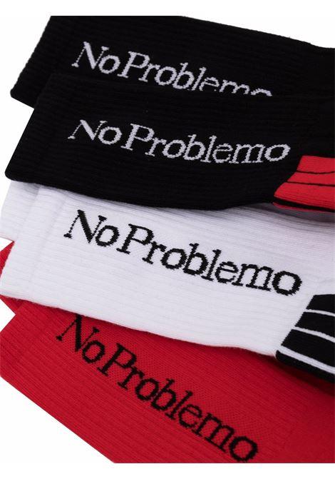 No problemo set of socks - unisex ARIES | FSAR00049MLT