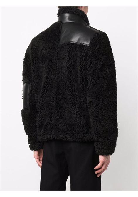 Giacca teddy a pennelli in nero - uomo AXEL ARIGATO   15341BLK