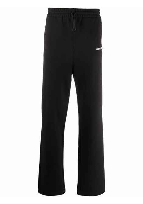 Pantaloni con coulisse in nero - uomo AXEL ARIGATO   15812BLK