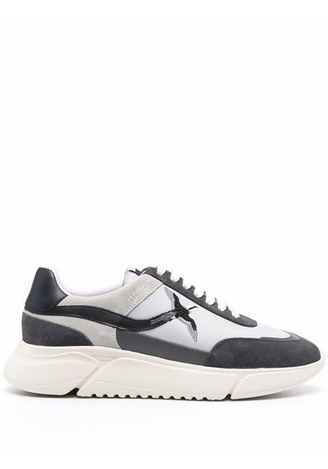 Sneakers con pannelli a contrasto in grigio - uomo AXEL ARIGATO   35074GRY