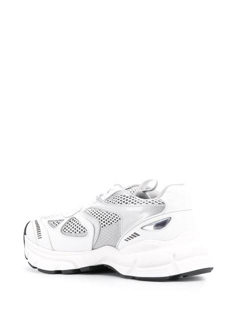 Sneakers marathon runner bianco- uomo AXEL ARIGATO | 93036WHTSLVR