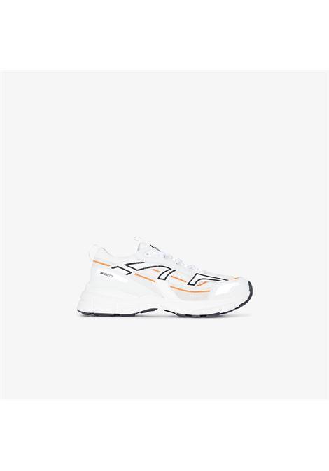 Sneakers marathon r-trail - uomo AXEL ARIGATO | 93087WHTAMBR