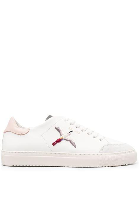 Sneakers clean 90 bee bird bianca - uomo AXEL ARIGATO | 98713WHTDSTYPNK