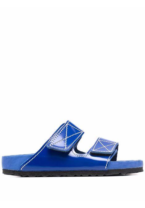 Arizona slides in cobalt blue - women  BIRKENSTOCK X PROENZA SCHOULER   1022638CBLT