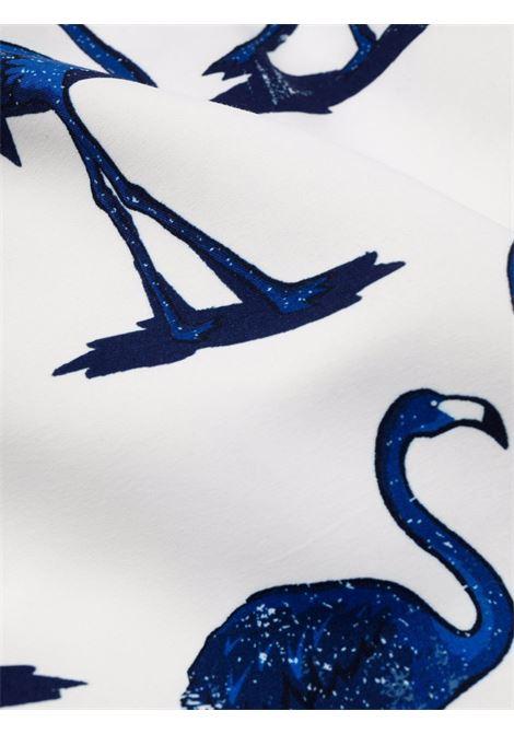 Costume con stampa grafica in bianco e blu - uomo BLUEMINT | ARTHUSFLMNG