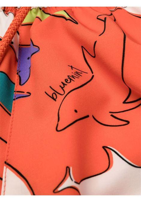 Costume da bagno arthur in arancione e multicolore - uomo BLUEMINT | ARTHUSSTRETCHDLPHN