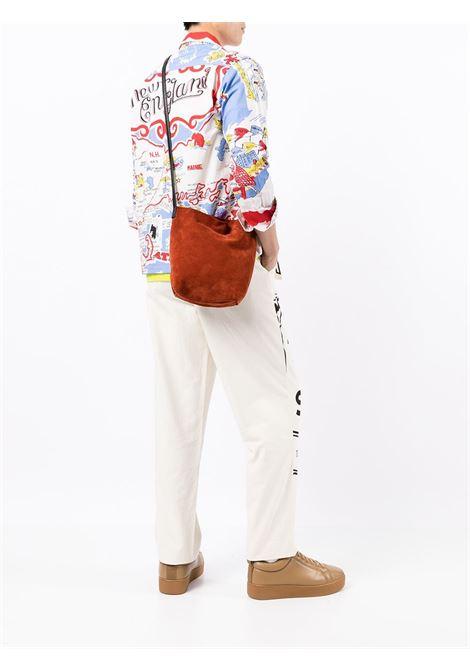 Camicia con stampa multicolore- uomo BODE | MR23SH06C001907