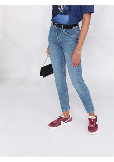 Jeans dritti in blu - donna BOYISH | 101167THFRWTHN