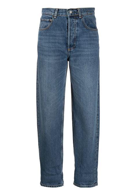 Jeans a vita alta blue- donna BOYISH | 106102KRSHGRV