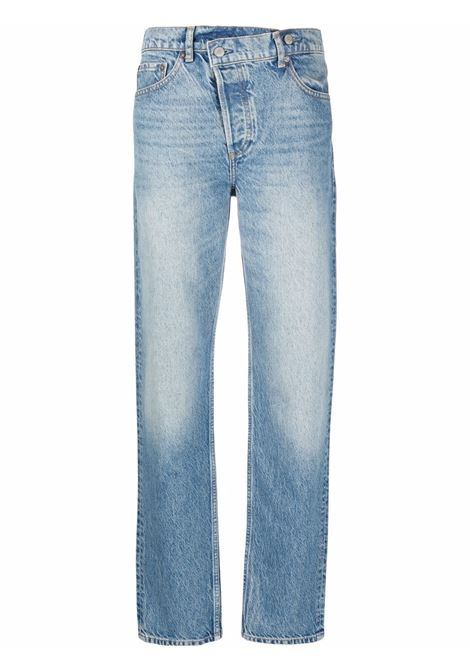 Jeans slim in blu - donna BOYISH | 112166FTLS