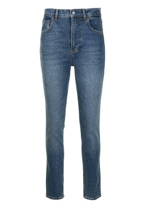 Jeans slim blue- donna BOYISH | 201109STRFGHT