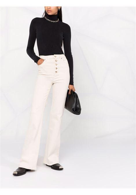 Jeans svasati in bianco - donna BOYISH | 213154NTRL