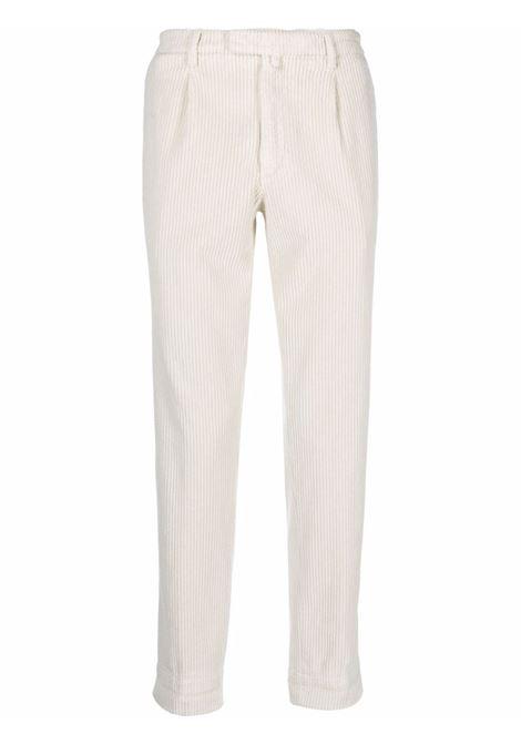 Straight-leg trousers in beige - men  BRIGLIA 1949 | BG2142172207103