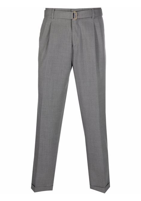 Pantaloni sartoriali con cintura in grigio - uomo BRIGLIA 1949   BRERAS42110000060
