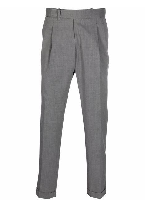 Pantaloni sartoriali con cintura in grigio - uomo BRIGLIA 1949   QUARTIERIS42110000060