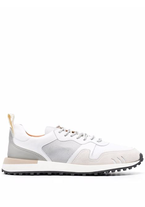 White Varb low-top sneakers - men  BUTTERO | B9520VARA02
