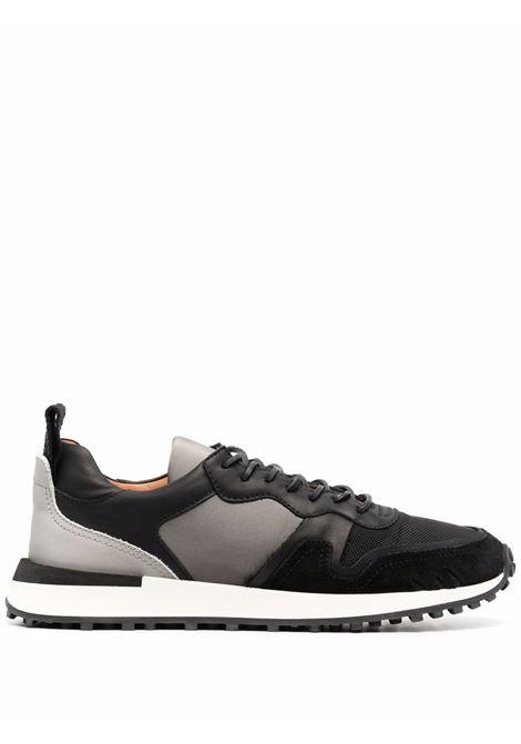 Black Varb low-top sneakers - men  BUTTERO | B9520VARB01