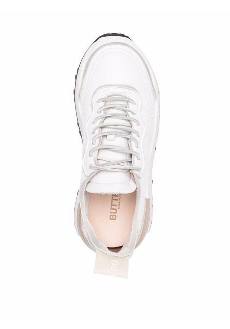 White Send low-top sneakers - men  BUTTERO | B9521SEND01