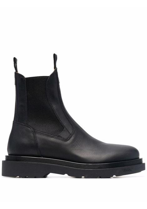 Black chelsea boots - men  BUTTERO | B9750A