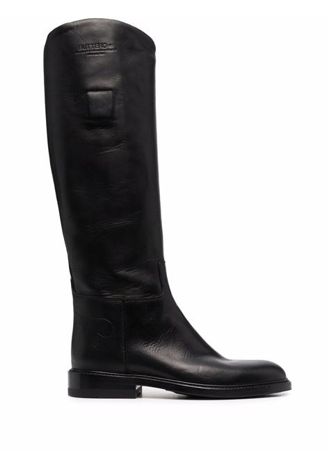 Stivali al ginocchio in nero - donna BUTTERO   BRT20601