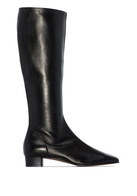 Edie knee-length boots in black - women  BY FAR | 19FWEDIDBLLBLK