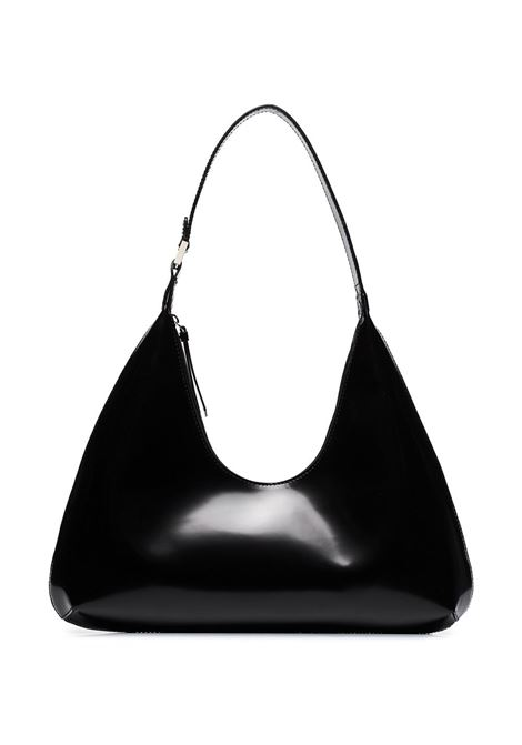 Amber shoulder bag in black - women  BY FAR | 19PFAMRSBLWLARBLK