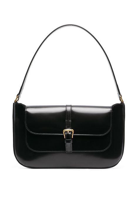 Miranda shoulder bag in black - women  BY FAR   19PFMDASBLWMEDBLK