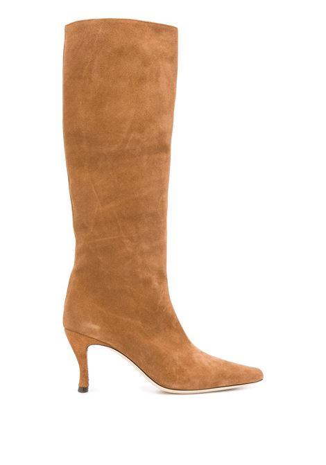 Stivali al ginocchio in marrone - donna BY FAR | 20CRSVIDBRUBWN