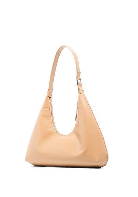 Amber shoulder bag in cream - women  BY FAR | 20PFAMRSCEWLARCRM