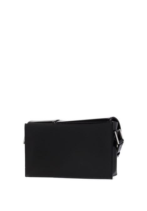 Billy shoulder bag in black - women  BY FAR | 20SSBLYSBLWMEDBLK