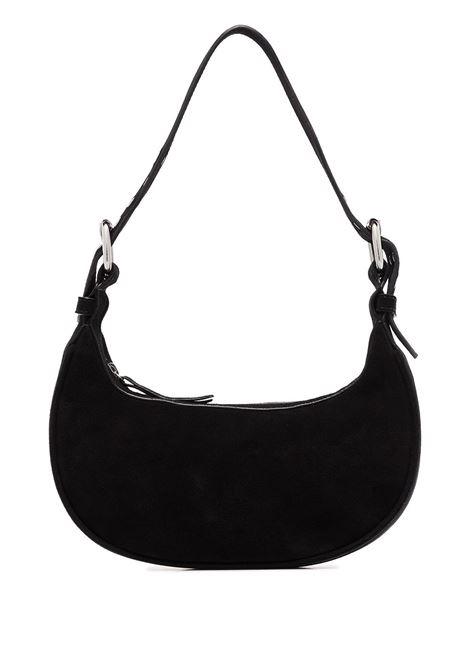 Shoulder bag black- women BY FAR | 21PFSOHSBLUMEDBLK