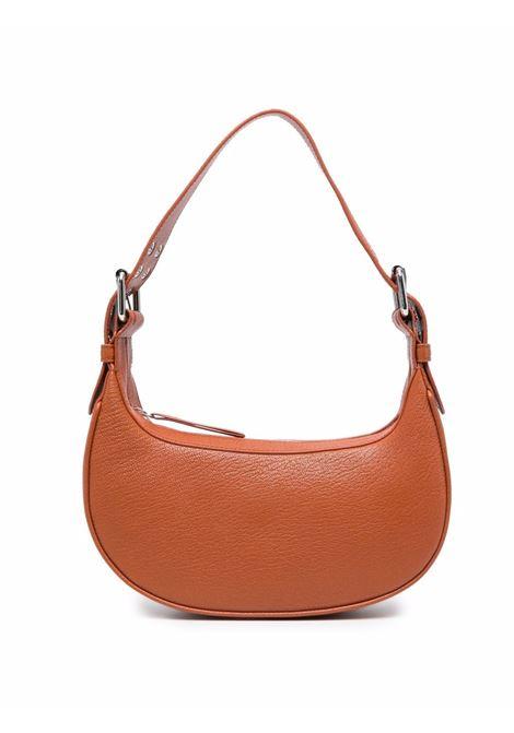 Shoulder bag cognac- women BY FAR | 21PFSOHSCGGRLMEDCGNC