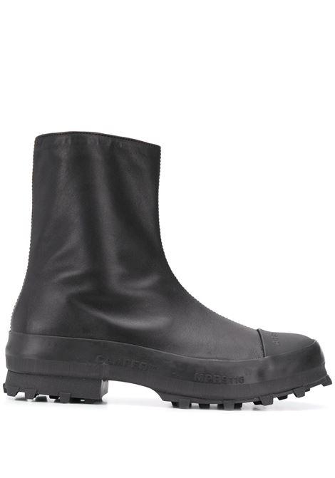 Stivali con zip laterale nero- uomo CAMPER LAB | K300337004