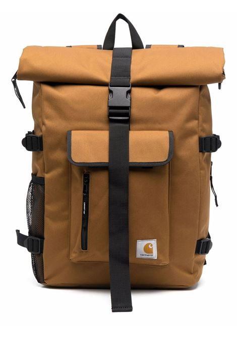 Large backpack in brown - men  CARHARTT | I02617706HZXX