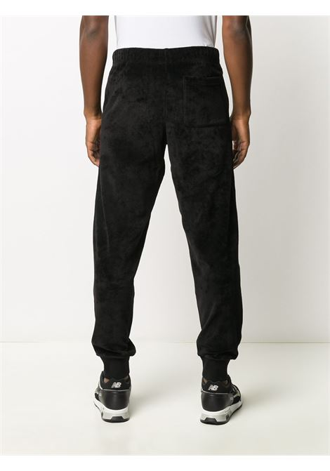 Elasticated waist trousers in black - men  CARHARTT | I0282770389XX