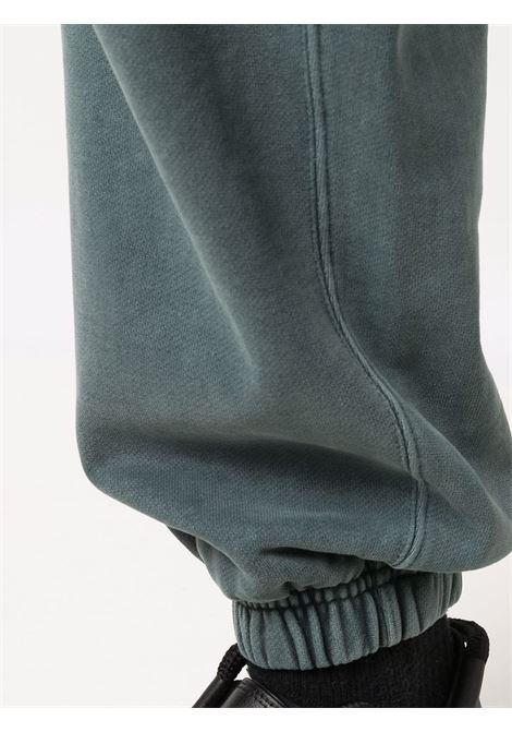 Pantaloni sportivi con applicazione in verde - uomo CARHARTT | I029525030ERXX