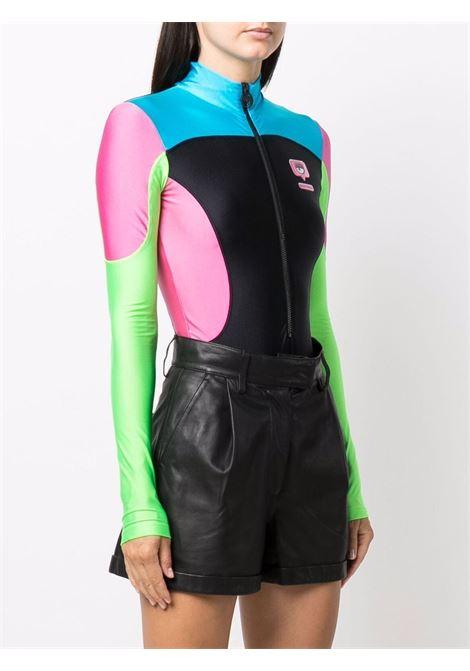 Body CF Racing a panelli multicolore - donna CHIARA FERRAGNI | 71CBM292N0008899