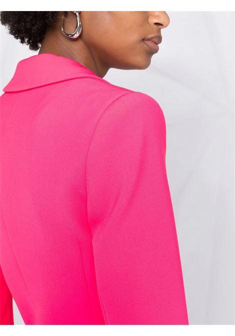 Blazer doppiopetto oversize in rosa - donna CHIARA FERRAGNI | 71CBQ703N0040437