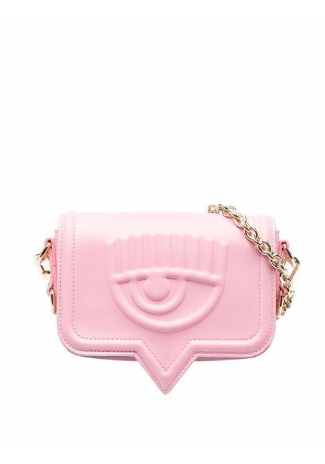 Borsa a tracolla Eyelike in rosa pastello- donna CHIARA FERRAGNI | 71SB4BA2ZS132439