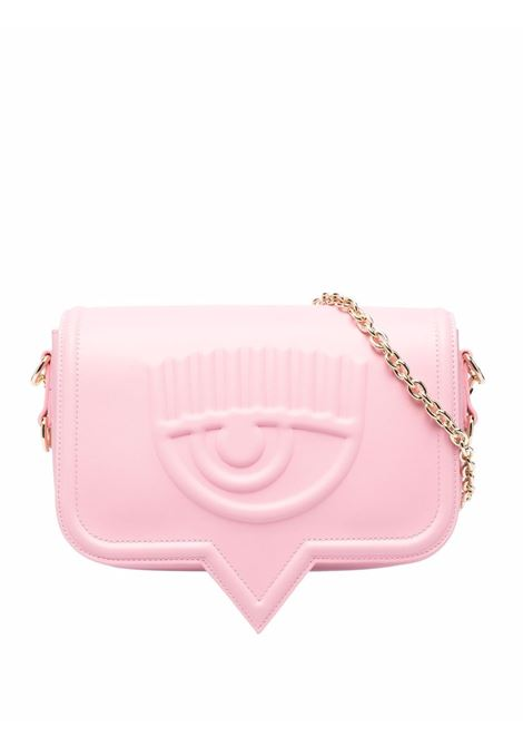 Borsa a spalla Eyelike in rosa pastello - donna CHIARA FERRAGNI | 71SB4BA3ZS132439
