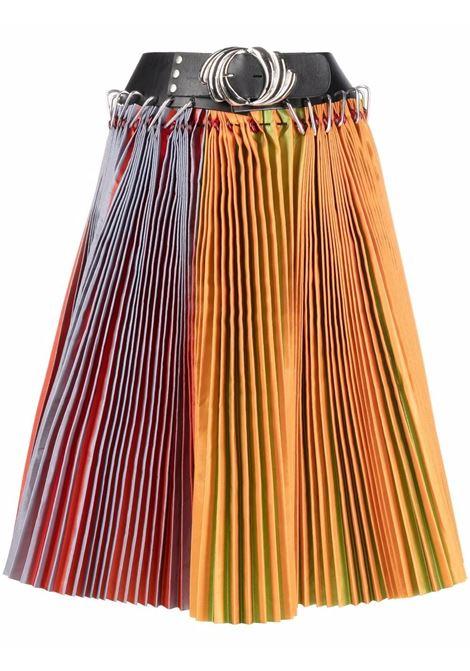 Gonna lunga multicolore- donna CHOPOVA LOWENA | 3012MLT
