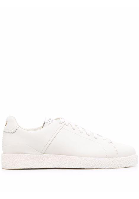 White panelled low-top sneakers - men  CLARKS ORIGINALS | 161902WHT