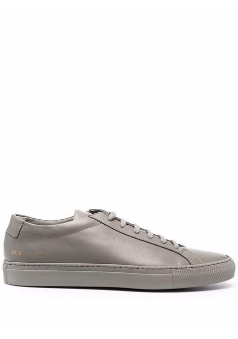 Retro low-top sneakers in grey - men  COMMON PROJECTS | 23087572