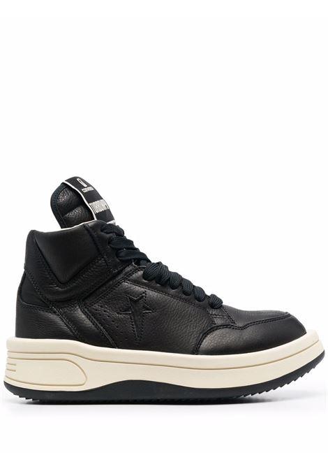 High top sneakers black- unisex CONVERSE X DRKSHDW | DC02AX515SA5R291