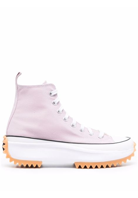 Sneakers Run Star hike in rosa - donna CONVERSE | 171668C202